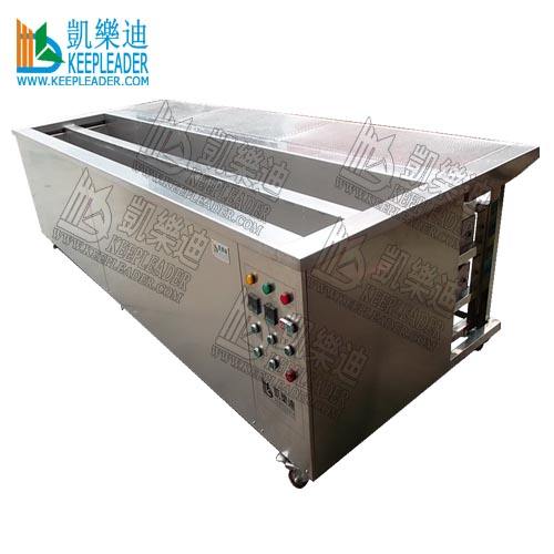 Wndow blinds ultrasonic cleaner