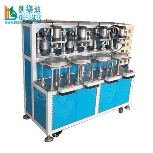 plastic cylinder box edge forming machine