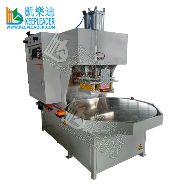 High frequency blister sealing machine