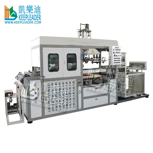 Blister Vacuum Forming Machine of Automatic Blister Thermo Vacuum Forming