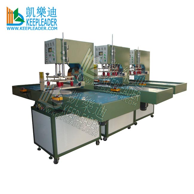 PVC shell high frequency sealing machine