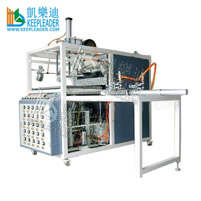 Small Vacuum Forming Machine of Blister Vacuum Thermoforming